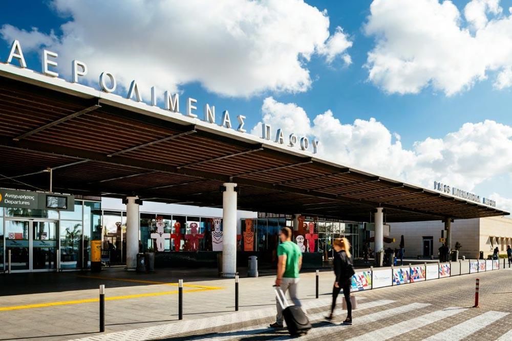 Pafosz (Paphos) repülőtere