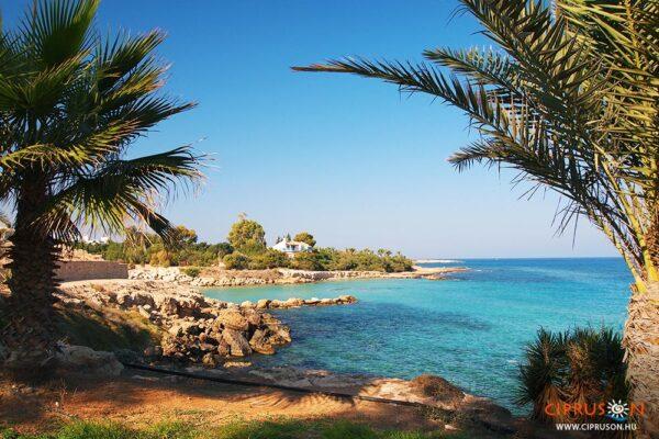 Protaras Ciprus
